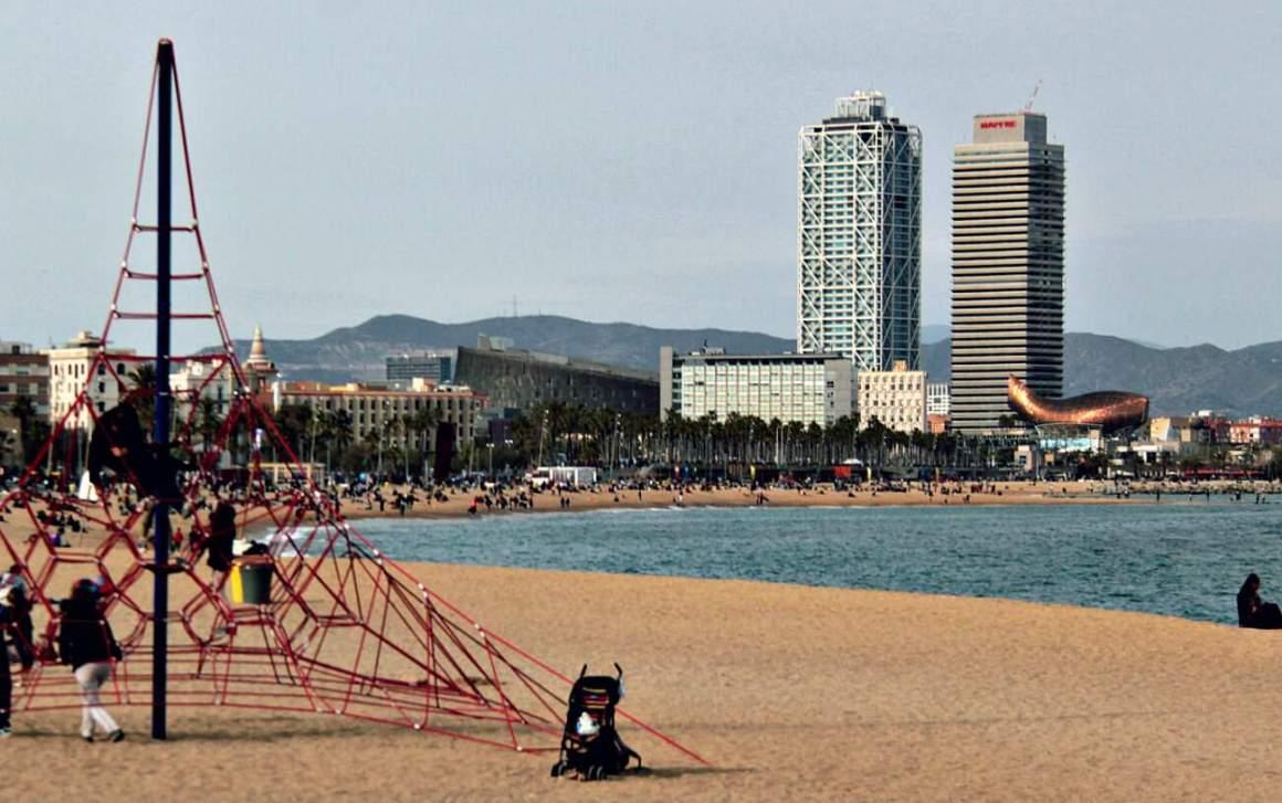 Hotele w Barcelonie - Vila Olimpica