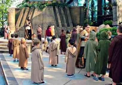 Jedi - StarWars - Orlando