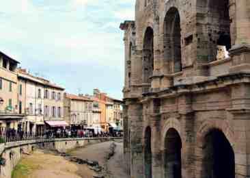 Zwiedzanie Prowansji Arles