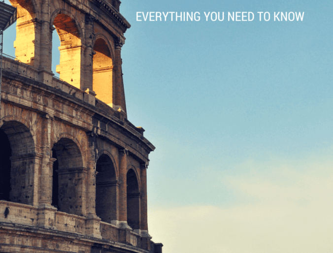 Everything You Need to Know About Visiting Rome with Kids