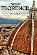 Visiting Florence with Kids