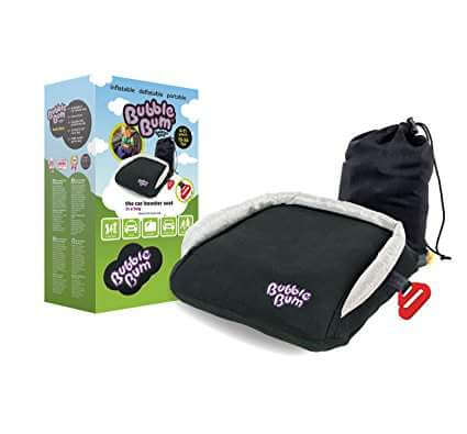 Essential Travel Gear for Families Bubble Bum Booster-Kids Are a Trip