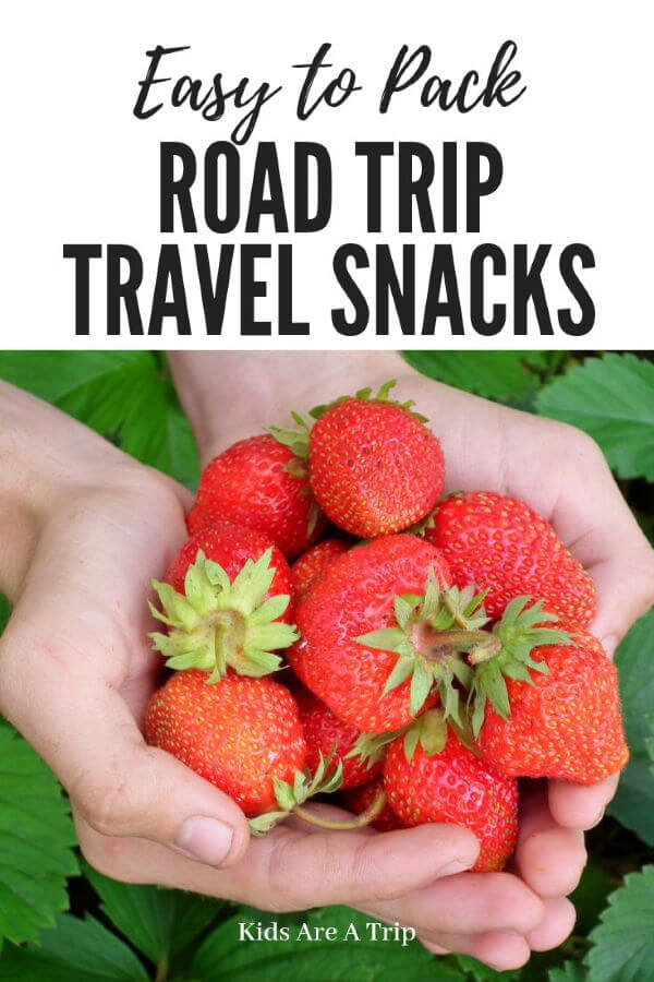 If you are looking for easy to pack snacks for your next road trip, we have some ideas that will keep the kids from complaining! Check out these awesome road trip snacks. - Kids Are A Trip