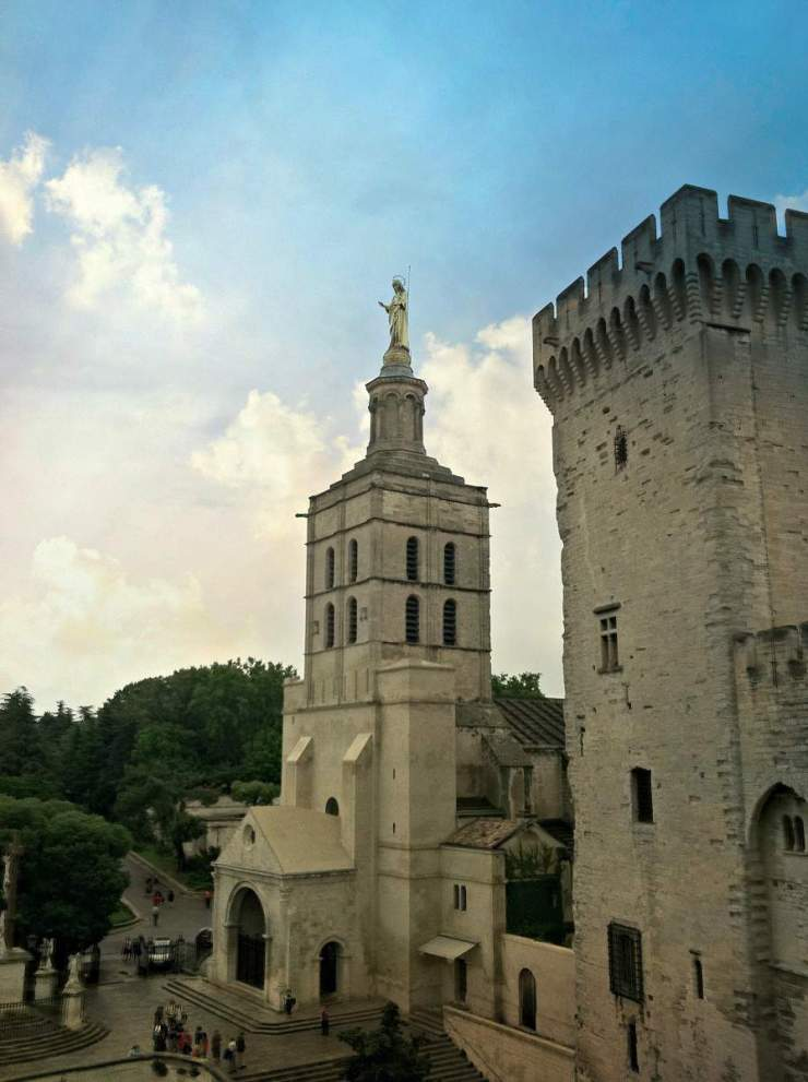 Best Places to Visit in Provence Avignon-Kids Are A Trip