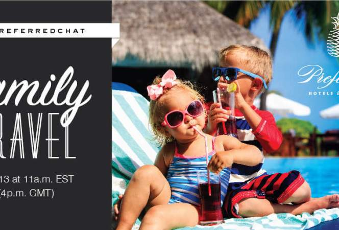 Join us on July 13th as we talk all things family travel on #PreferredChat. We'll talk toys and games to entertain kids on planes and all kinds of tips! - Kids Are A Trip