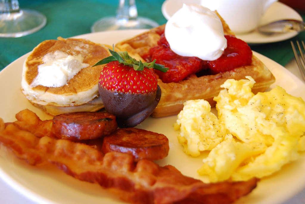 Breakfast-Kids Are A Trip