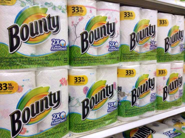 Paper Towels are your best friend