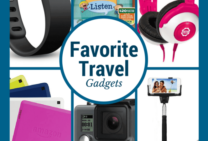Travel Gadgets-Kids Are A Trip