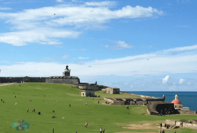 Puerto Rico is the perfect destination for families. Here are the best things to do with kids in Puerto Rico.-Kids Are A Trip