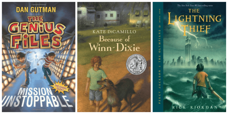 Read Alouds for Older Elementary School-Kids Are A Trip