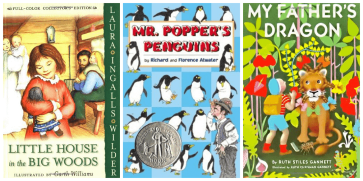 Read Alouds for Younger Children-Kids Are A Trip