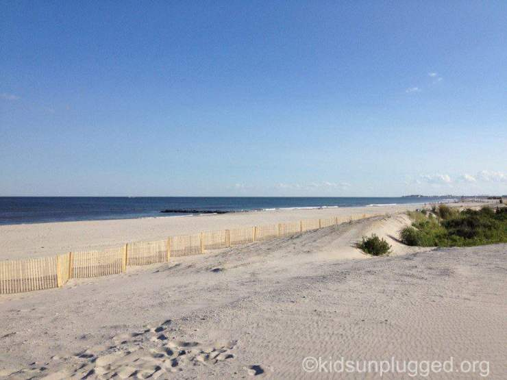 Stone Harbor New Jersey Beach for Kids-Kids Unplugged