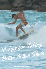 Never Miss a Beat: 10 Tips for Taking Better Action Shots
