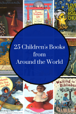 25 Children's Books from Around the World