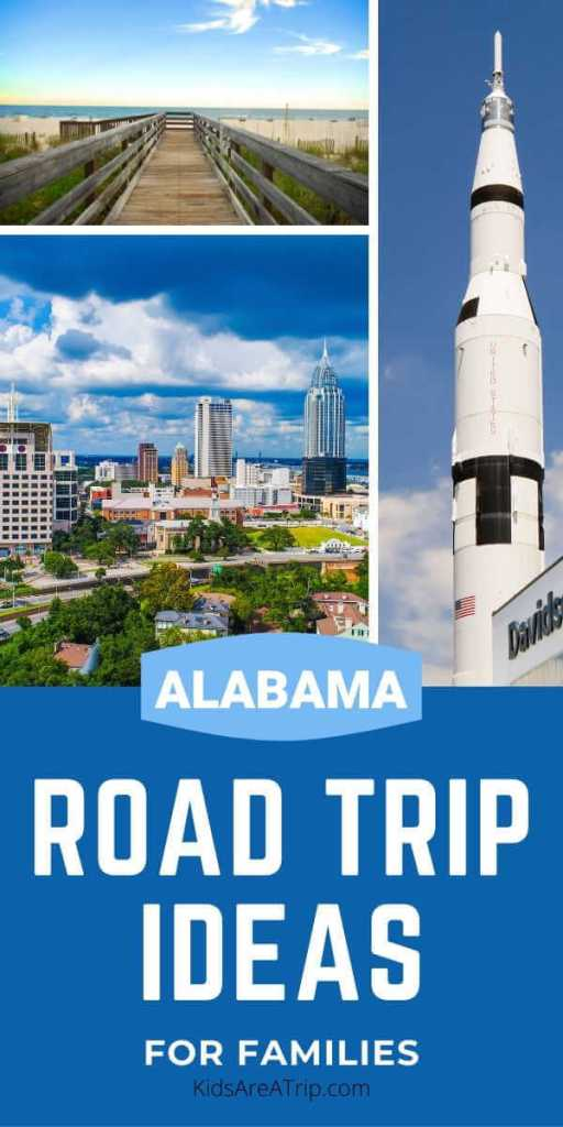 Alabama Weekend Getaways-Kids Are A Trip