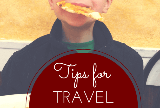 Tips for Traveling With Food Allergies-Kids Are A Trip