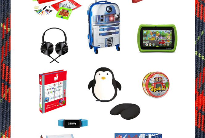 Holiday Gift Guide for Kids Who Love Travel-Kids Are A Trip