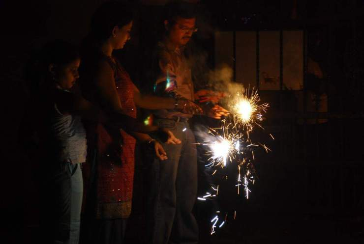Diwali Celebrations-Kids Are A Trip