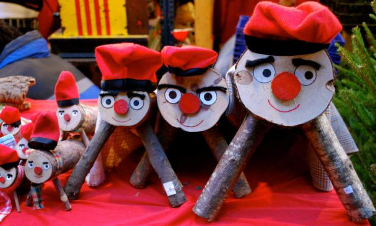 Caga Tio in Catalunya Spain Decorations-Kids Are A Trip