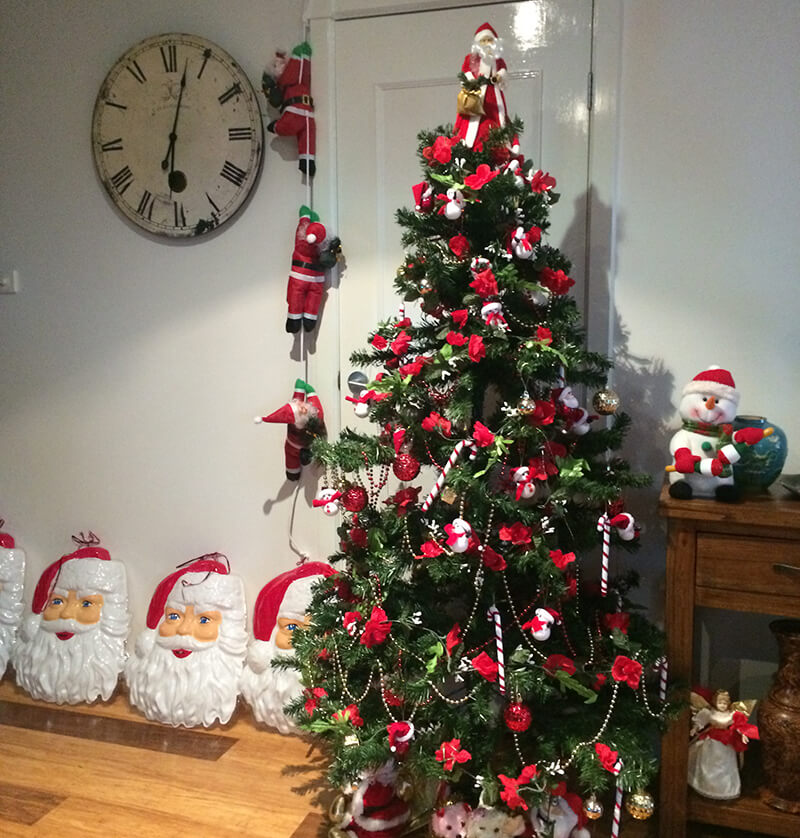 Christmas in Australia Decorations-Kids Are A Trip