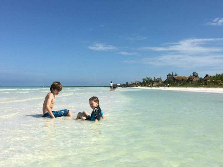 What Families Will Love About Holbox, Mexico Beaches-Kids Are A Trip