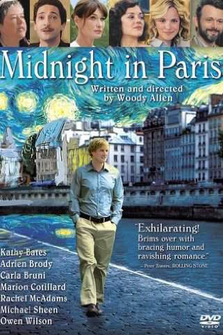 Best Movies That Will Make You Want to Travel Midnight in Paris-Kids Are A Trip