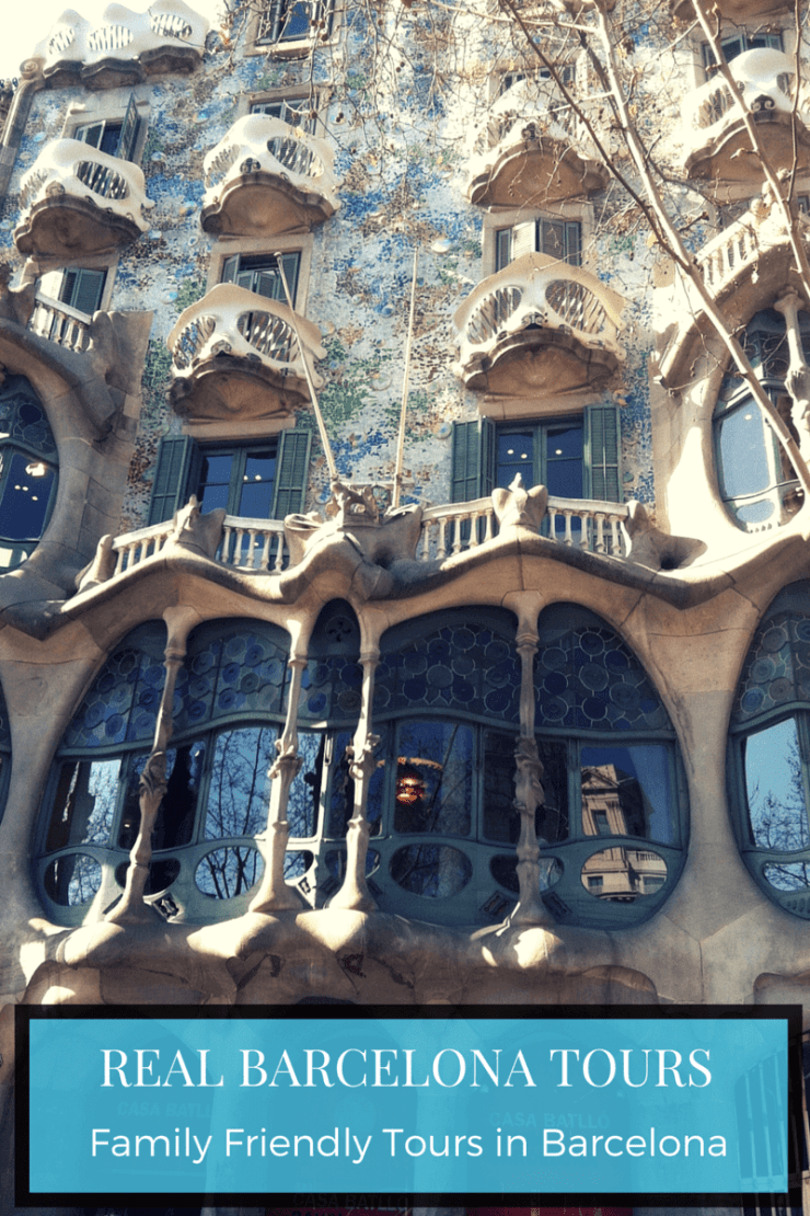 Real Barcelona Tours Family Friendly Tours in Barcelona-Kids Are A Trip