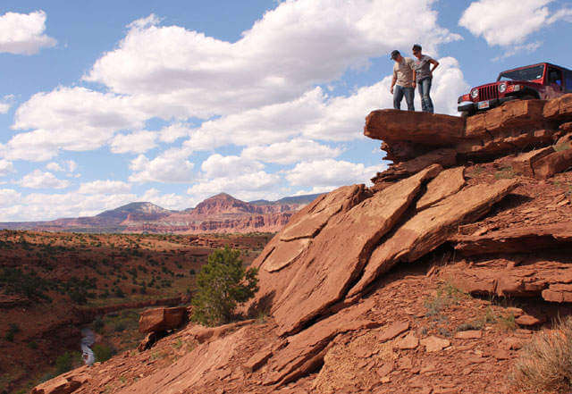 5 Reasons Adventurous Families will Love Capitol Reef Country, Utah Jeep Tour-Kids Are A Trip
