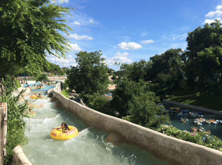 family friendly things to do in austin texas Schlitterbahn-kids are a trip