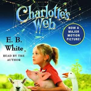 Best Audio Books for a Family Road Trip Charlotte's Web-Kids Are A Trip