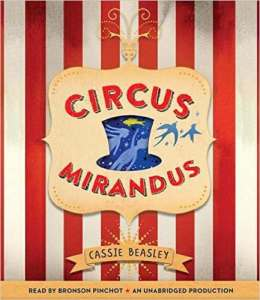 Best Audio Books for a Family Road Trip Circus -Kids Are A Trip