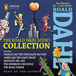 Best Audio Books for a Family Road Trip Dahl-Kids Are A Trip