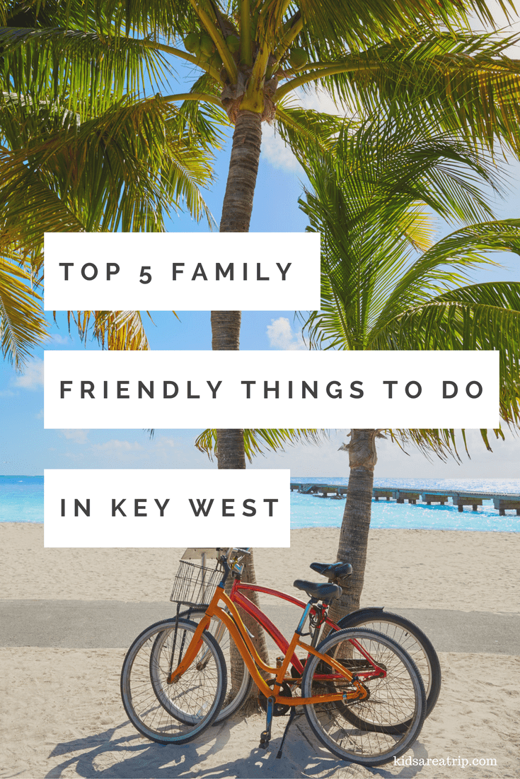 Top 5 Family Friendly Things to Do in Key West-Kids Are A Trip