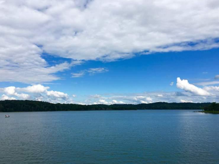 Beautiful Patoka Lake