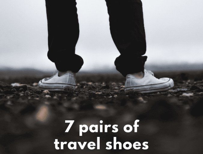 7 Pairs of Travel Shoes You Need to Have this Fall