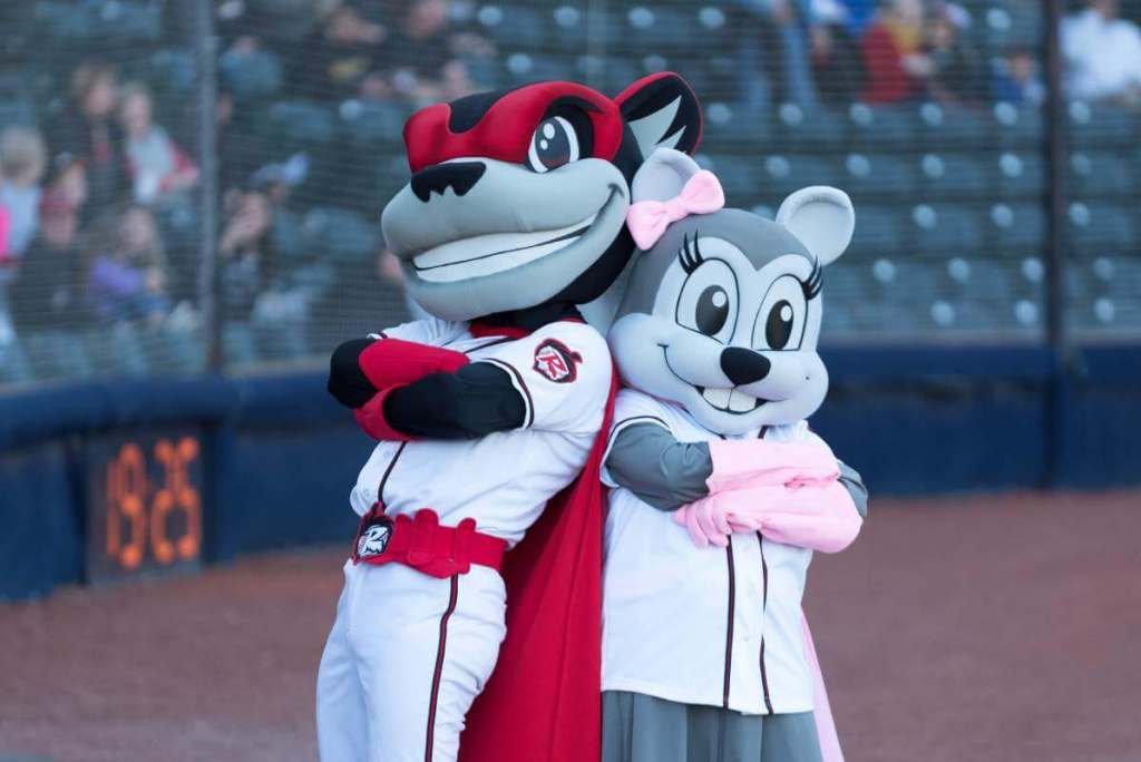 family friendly things to do in richmond-flying-squirrels-kids-are-a-trip