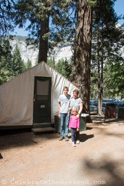 family friendly things to do in yosemite-half-dome-village