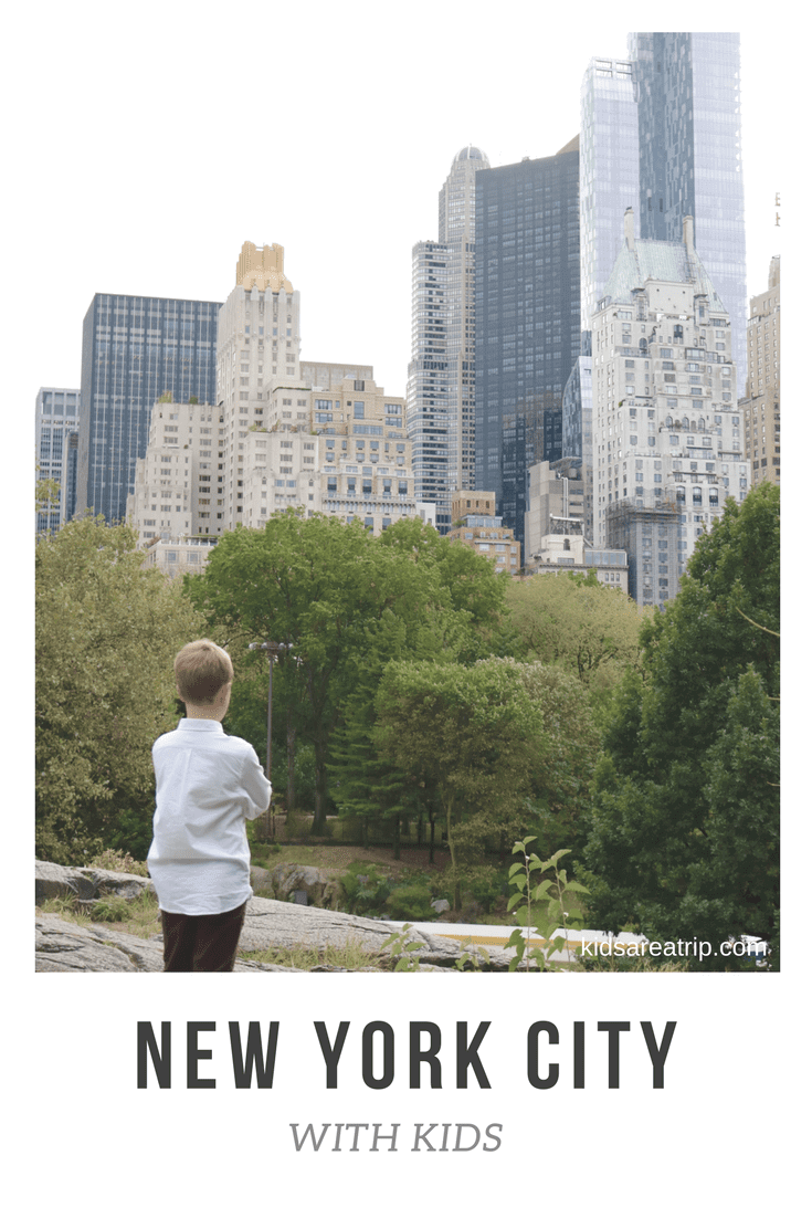 perfect-new-york-city-weekend-with-kids-kids are a trip