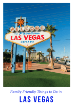 Top 5 Family Friendly Things to Do in Las Vegas