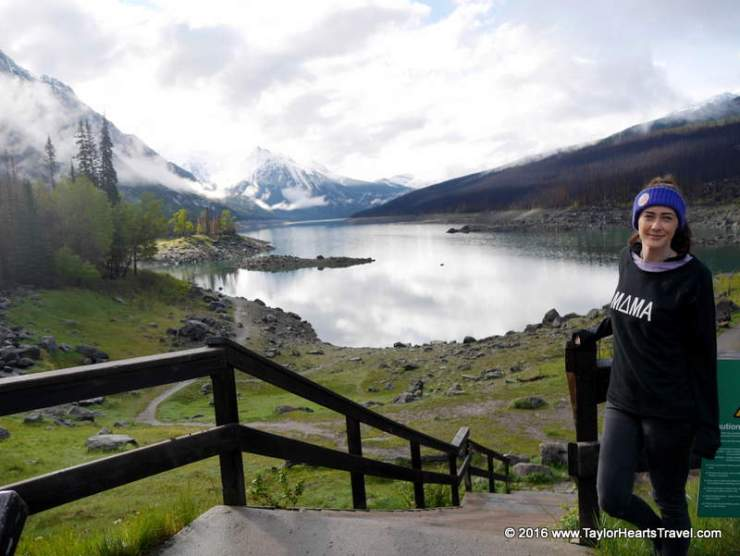 Best Family Vacation Destinations 2017 Jasper Alberta - Jasper Canada - Jasper National Park-Kids Are A Trip