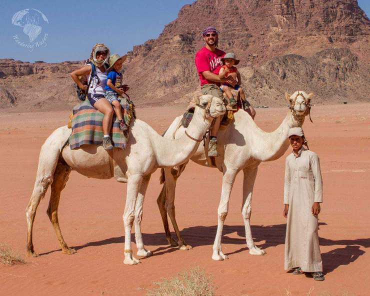 Best Family Vacation Destinations for 2017 Jordan-Kids Are A Trip