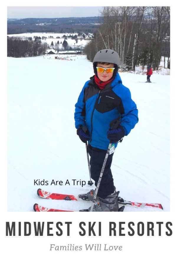 Midwest Ski Resort-Kids Are A Trip