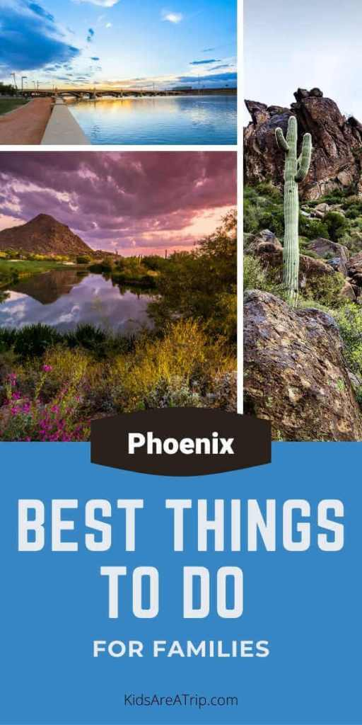 Best Things to Do in Phoenix for Families-Kids are A Trip