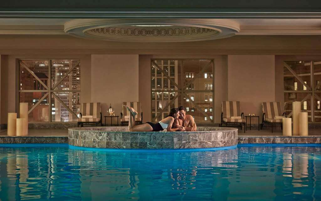 Favorite Chicago Hotels for a Romantic Getaway