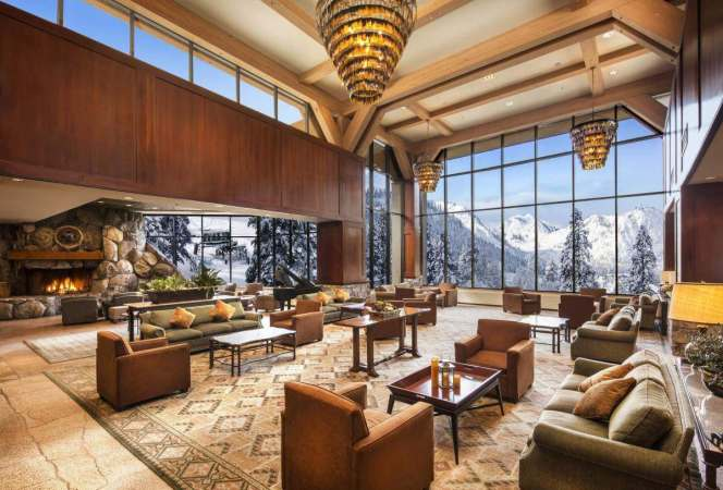 The Resort at Squaw Creek is Lake Tahoe's winter wonderland. With luxury accommodations, family friendly programming, and an award winning spa, why go anywhere else this winter? - Kids Are A Trip
