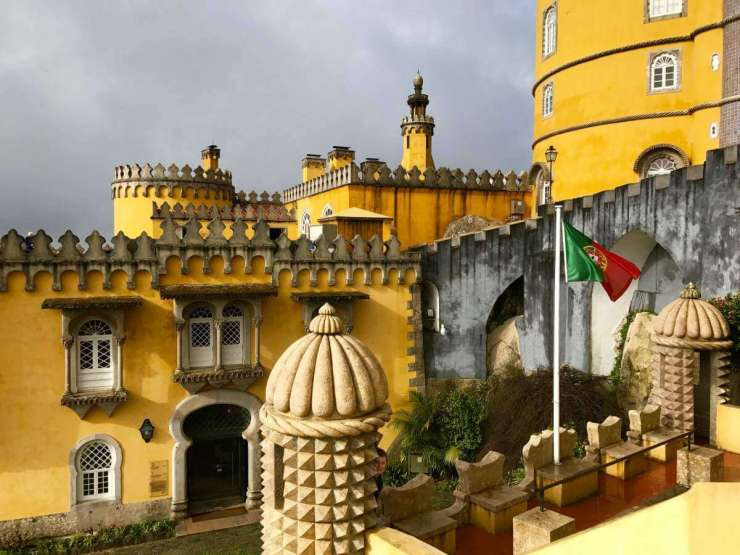 Martinhal Cascais is perfect for exploring Sintra - Kids Are A Trip