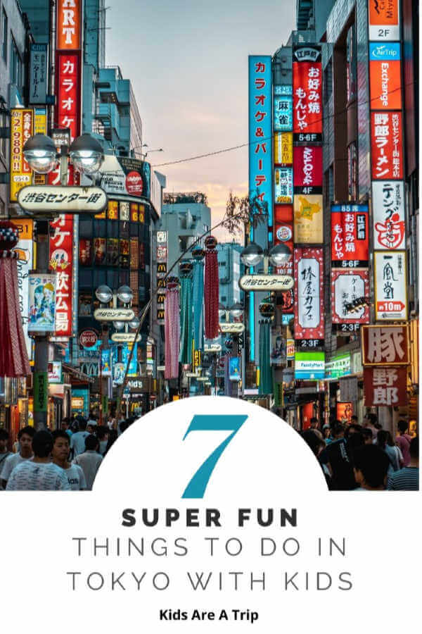 things to do in Tokyo with kids-Kids Are A Trip
