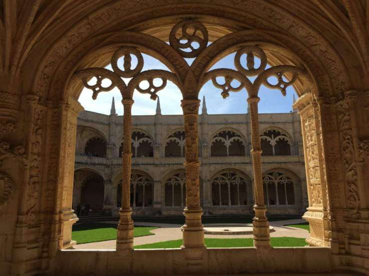 Perfect Weekend in Lisbon Visit Jeronimos Monastery-Kids Are A Trip
