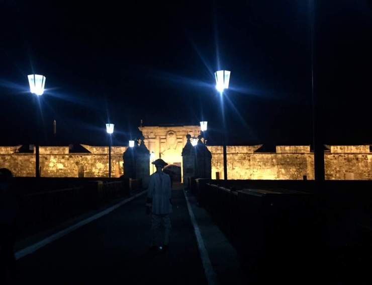 Best Things to Do in Havana Fort at Night-Kids Are A Trip