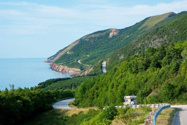 Canada National Parks Cabot Trail-Kids Are A Trip